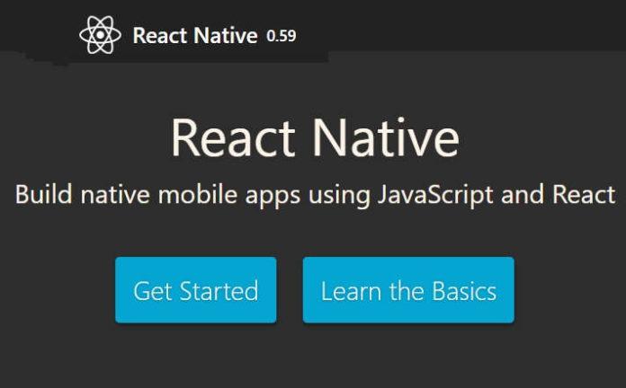Facebook React Native