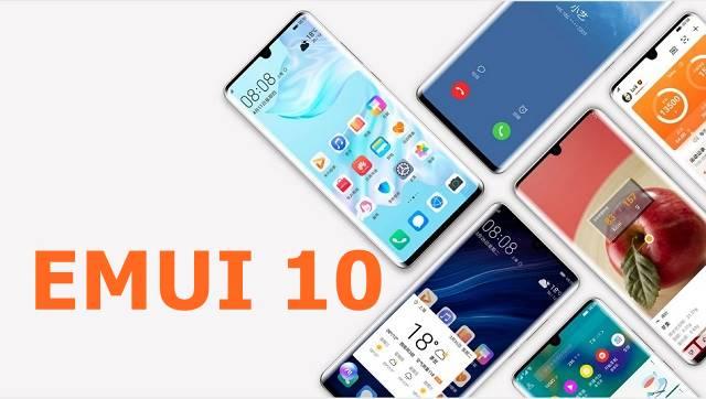 Huawei EMUI 10 update
