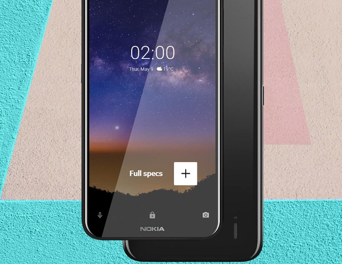 Nokia 2.2 price, Nokia 2.2 specifications