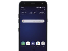 Cricket Wireless LG Harmony 3