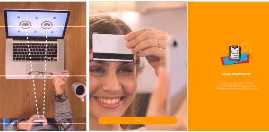 Lens Scanner new app