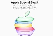 Apple Event September