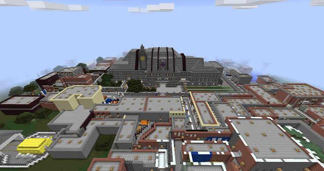 Resident evil 2 map