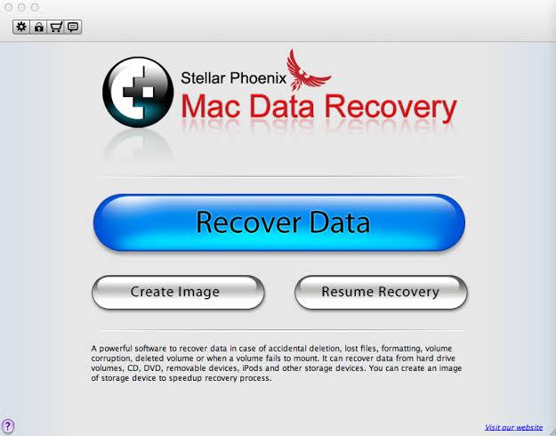 Stellar Data Recovery for Mac