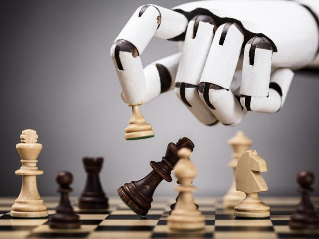 AI in chess game