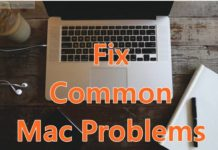 How to Fix Some Common Mac Problems