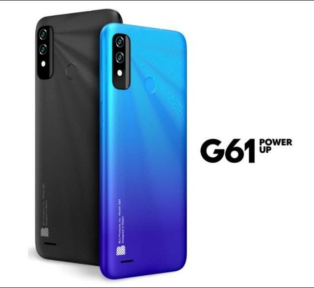 BLU G61